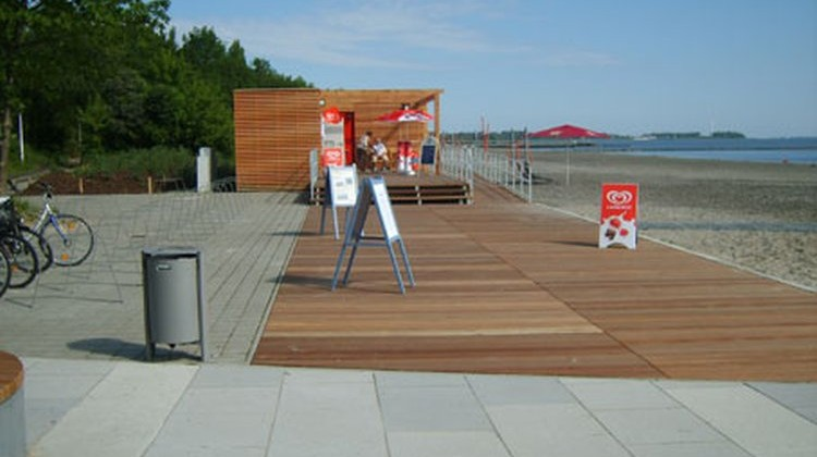 Stralsund Seebadeanstalt